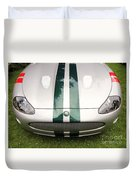 2005 Jaguar Xkr Stirling Moss Signature Edition Duvet Cover