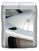 2005 Maserati Mc12 Emblem Duvet Cover