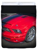 2007 Ford Mustang Shelby Gt500 427  Duvet Cover