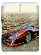2007 Mongoose Duvet Cover