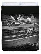 2008 Dodge Challenger  Duvet Cover