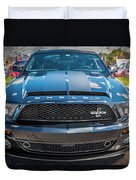2008 Ford Shelby Mustang Gt500 Kr Painted Duvet Cover