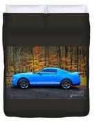 2010 Shelby Gt500 Duvet Cover