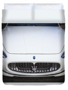 2012 Maserarti Gran Turismo S Duvet Cover