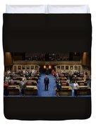 2013 Arizona Senate Portrait Duvet Cover