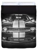 2013 Dodge Challenger Srt Bw Duvet Cover