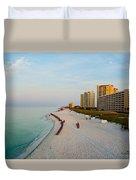2014 08 05 01 Navarre Beach 100 Duvet Cover