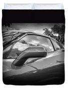 2014 Chevrolet Corvette C7 Bw     Duvet Cover