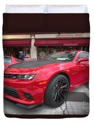2014 Chevy Camaro Duvet Cover