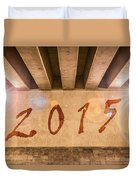 2015 Duvet Cover