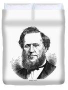 Brigham Young (1801-1877) Duvet Cover
