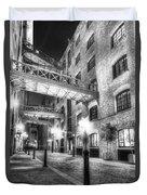Butlers Wharf London Duvet Cover