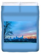 Charlotte Downtown  Duvet Cover