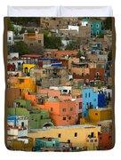 Guanajuato, Mexico Duvet Cover