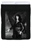 Charles II (1630-1685) Duvet Cover