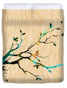 Tree Branch Collection Duvet Cover