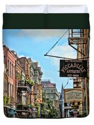 228 Charters New Orleans Duvet Cover