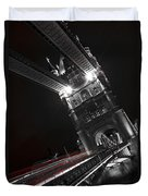 Tower Bridge London Duvet Cover
