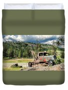 24 7 365 Towing Duvet Cover