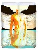 24x36 Reflective Angel Bb Duvet Cover