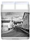 Over The Hills And Far Away Duvet Cover by Joseph Amaral