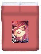 Pikotine Art Duvet Cover