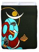 25 Varadavinayaka Ganesh Duvet Cover