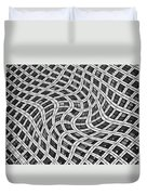 Canary Wharf London Duvet Cover