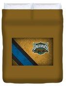Jacksonville Jaguars Duvet Cover