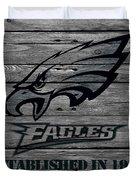 Philadelphia Eagles Duvet Cover