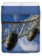The London Eye Duvet Cover