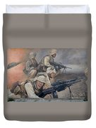 29 Palms Mural 1 Duvet Cover