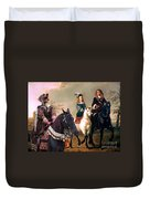 Weimaraner Art Canvas Print  Duvet Cover