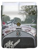 1931 Alfa Romeo Duvet Cover
