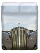 1937 47 Rolls Royce Duvet Cover