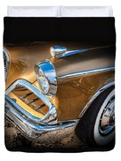 1957 Studebaker Golden Hawk  Duvet Cover