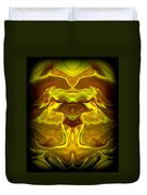 Abstract 118 Duvet Cover