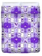 Abstract 120 Duvet Cover
