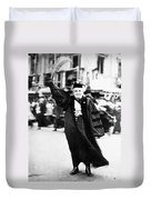 Anna Howard Shaw Duvet Cover