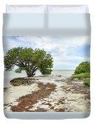 Anne's Beach-3 Duvet Cover
