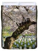 Arlington National Cemetary Duvet Cover