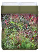 Autumn Meadow Duvet Cover