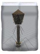 Bacteriophage Duvet Cover