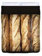 Baguettes Duvet Cover