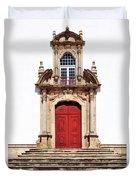 Baroque Portal Duvet Cover
