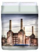 Battersea Power Station London Duvet Cover