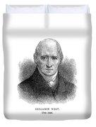 Benjamin West (1738-1820) Duvet Cover