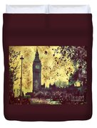 Big Ben Duvet Cover