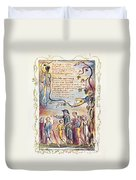 Blake: Songs Of Innocence Duvet Cover
