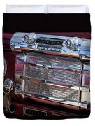 Buick 56c Super Classic Duvet Cover